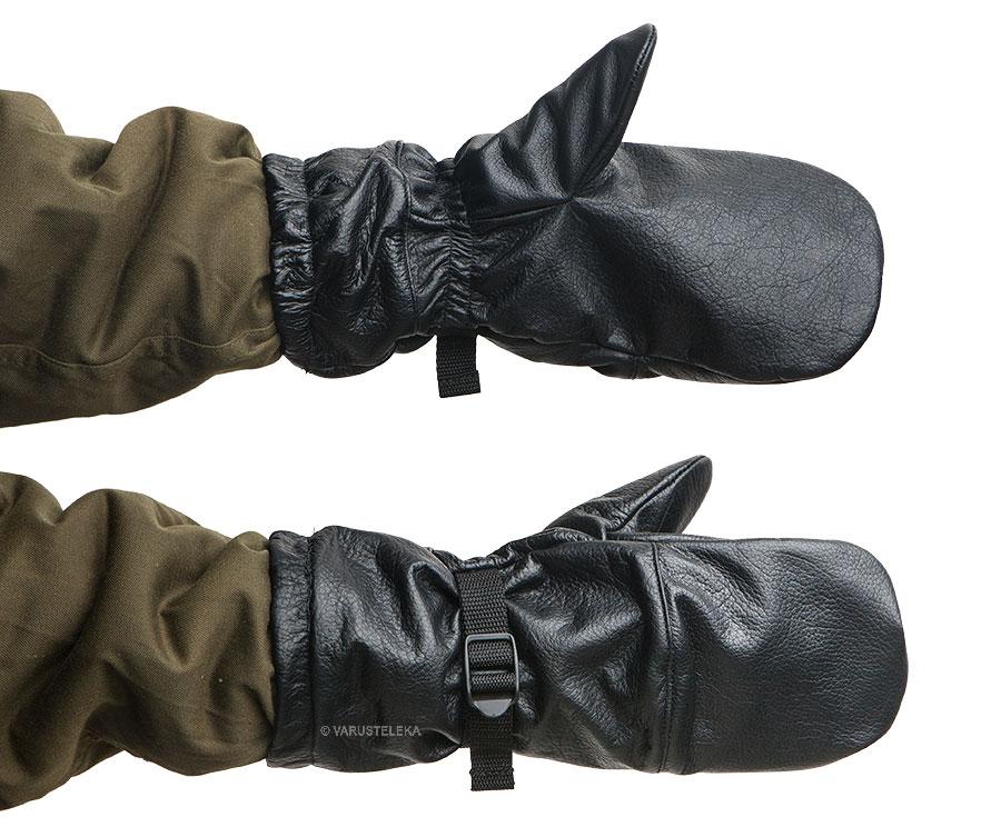 Särmä leather mittens