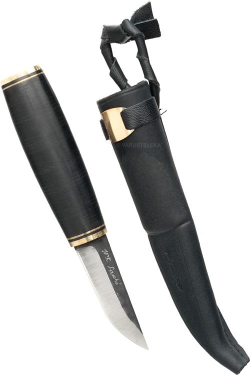 Woodsknife & Tommi Mäkelä Pukkilan Jaska puukko