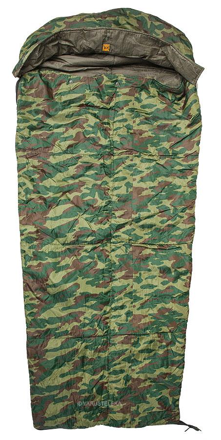 Russian sleeping bag, Flora, surplus
