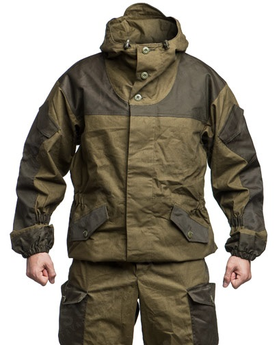 Russian Gorka 3K field jacket, brown - Varusteleka.com