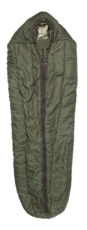 Dutch sleeping bag, heavyweight, surplus