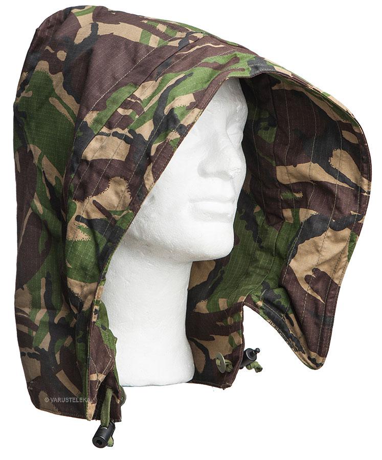 British CS95 parka hood, DPM, surplus