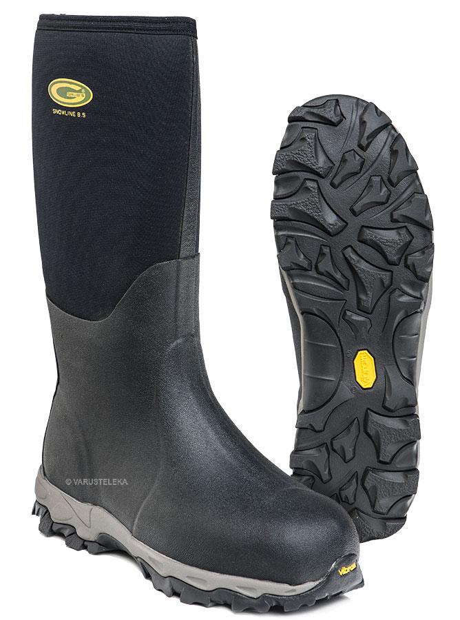 Grub's Snowline 8.5 winter boots