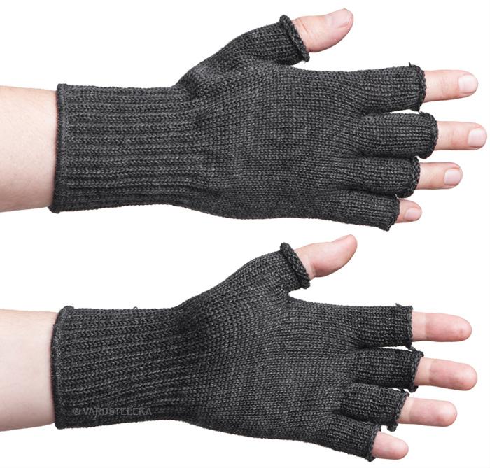 Särmä merino fingerless gloves