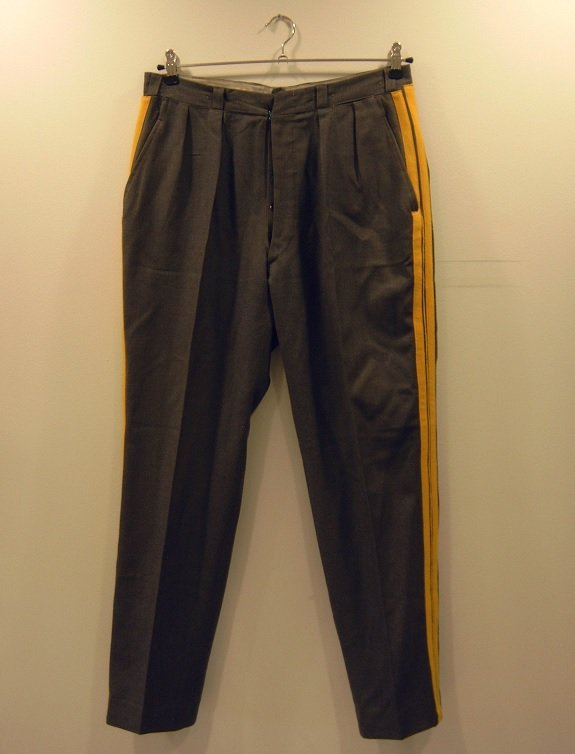 Finnish wool trousers with service branch colour #2
