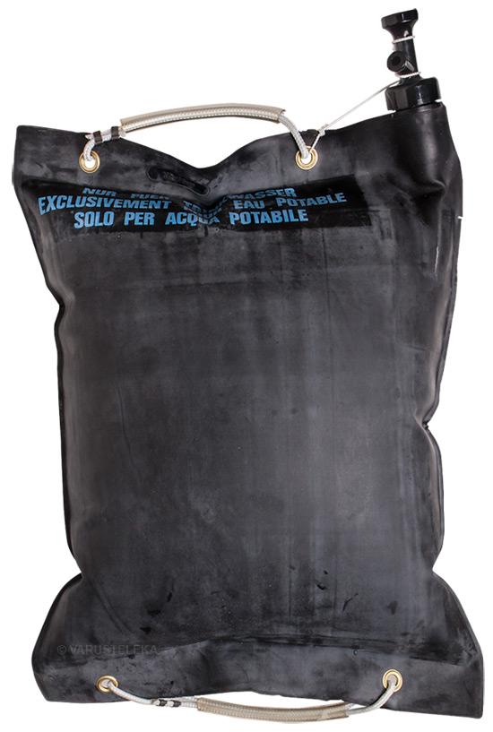 Swiss water sack, 20 l, surplus