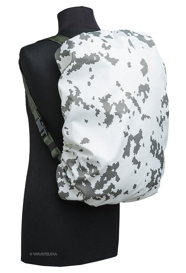 Särmä TST Backpack cover, M05 snow camo