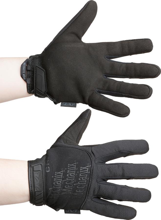 Mechanix Pursuit Gloves CR5, black