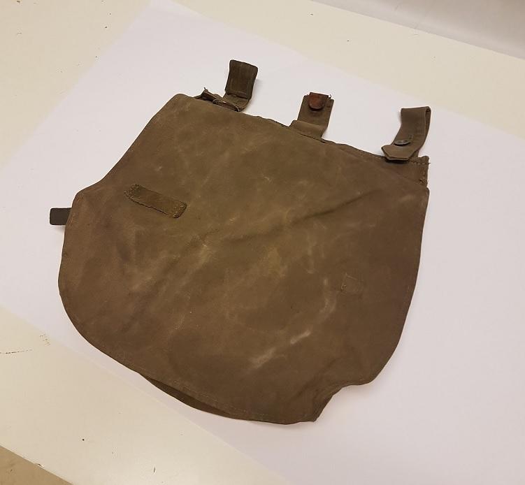 Finnish wartime breadbag #1