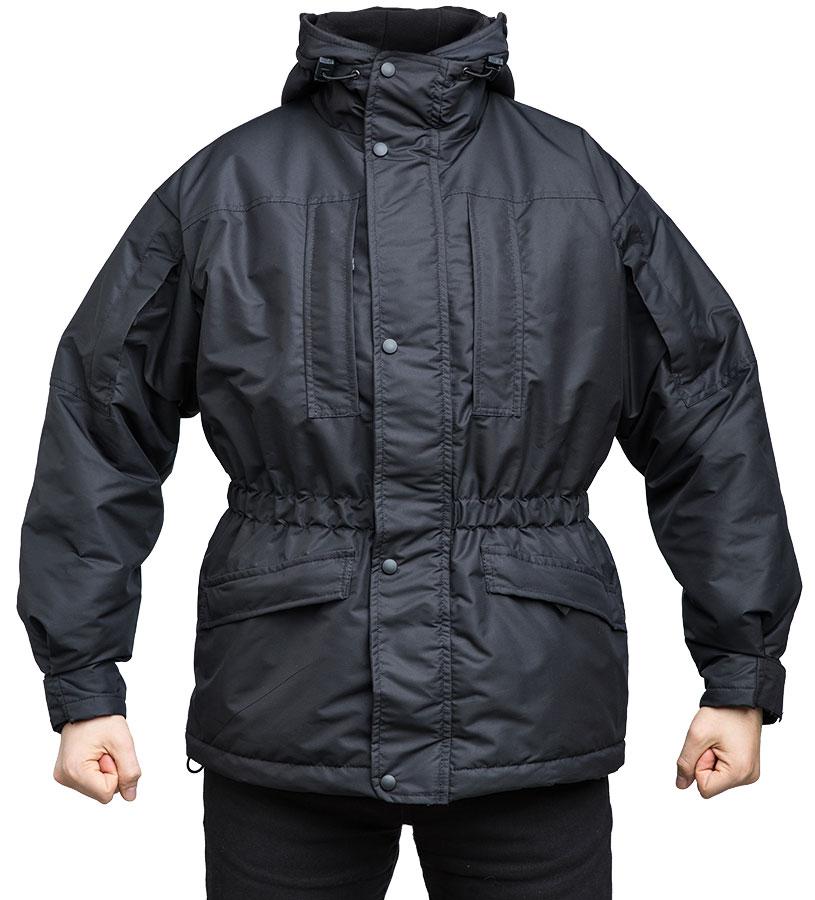 Särmä TST M05 cold weather parka, black