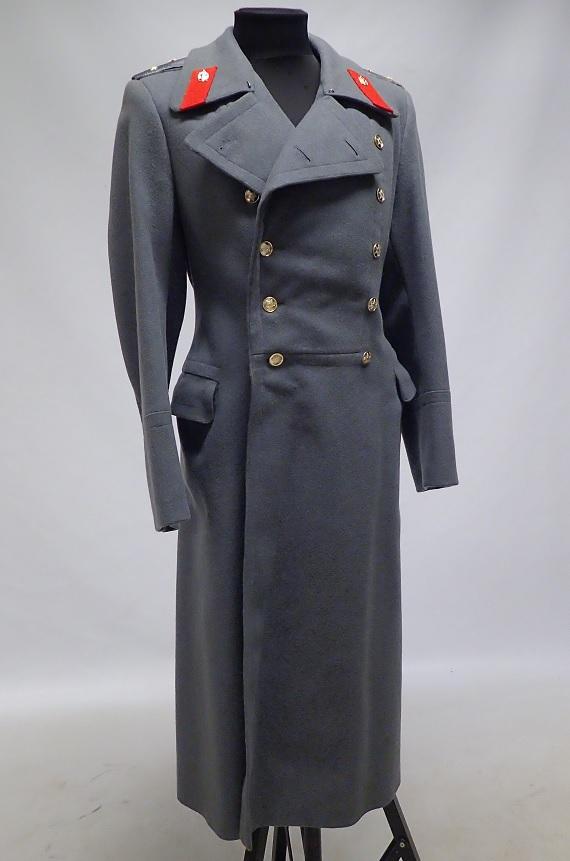 Soviet officer's greatcoat #4
