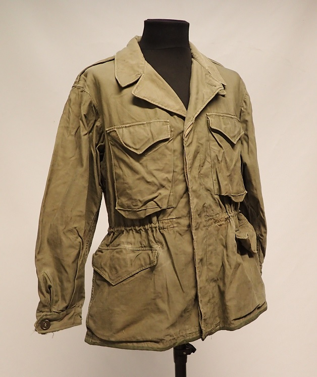 US M-1943 jacket, surplus #3