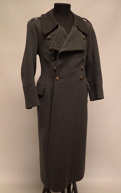 Finnish M22-36 greatcoat #2