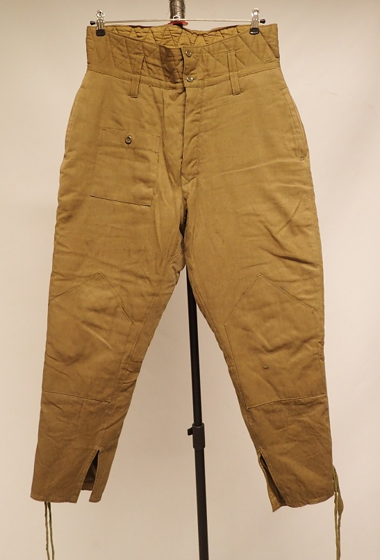 CCCP winter trousers, surplus
