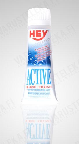 HEY Impra Active Polish membrane shoe polish, clear, 75 ml