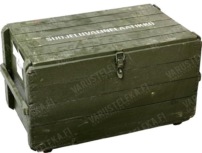 FDF storage box, surplus