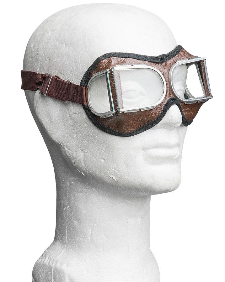 Soviet motorcycle goggles, surplus