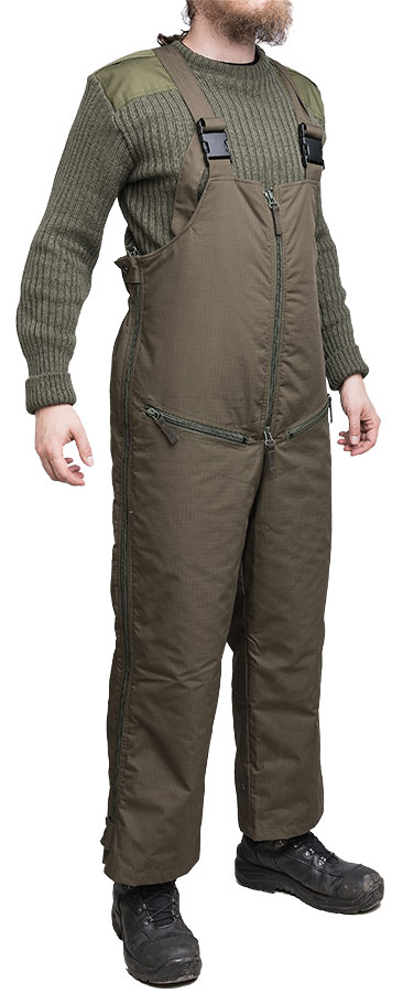 MP-10 winter trousers