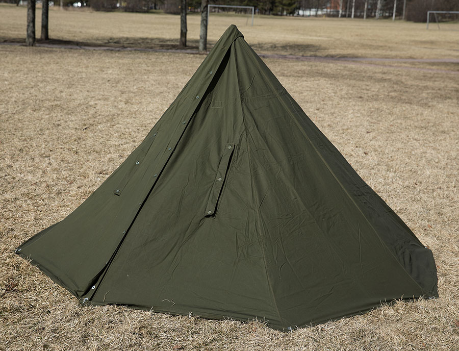 Polish two-man tent surplus & Polish two-man tent surplus - Varusteleka.com