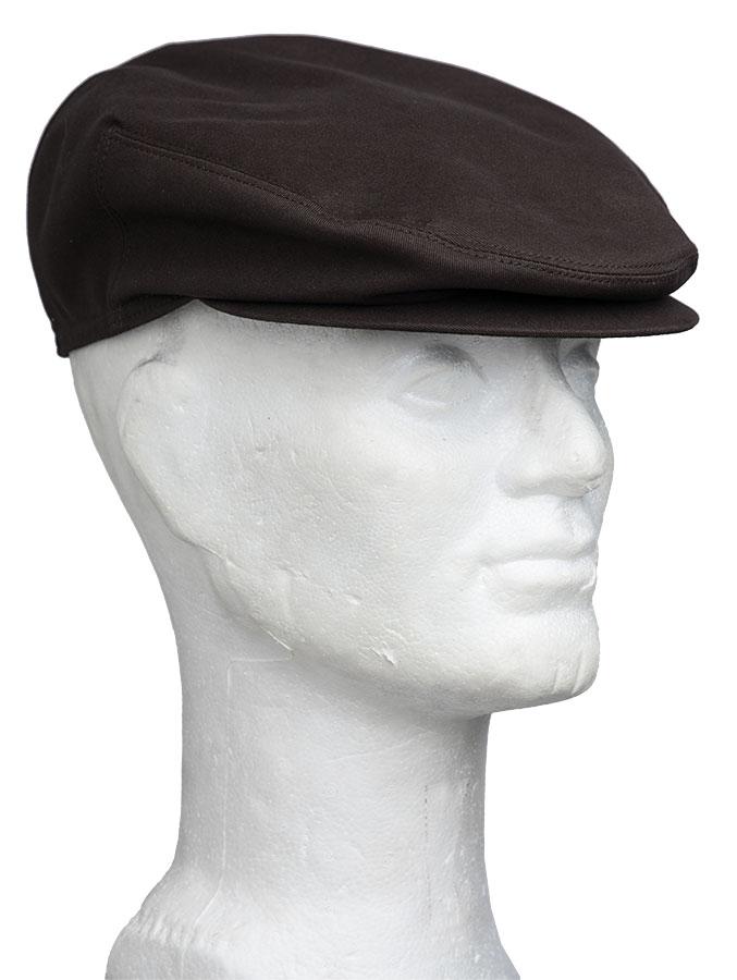 Särmä Worker Flat Cap, brown