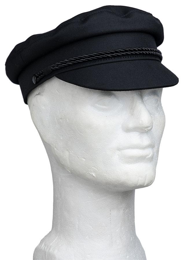 Särmä Skipper hat, black