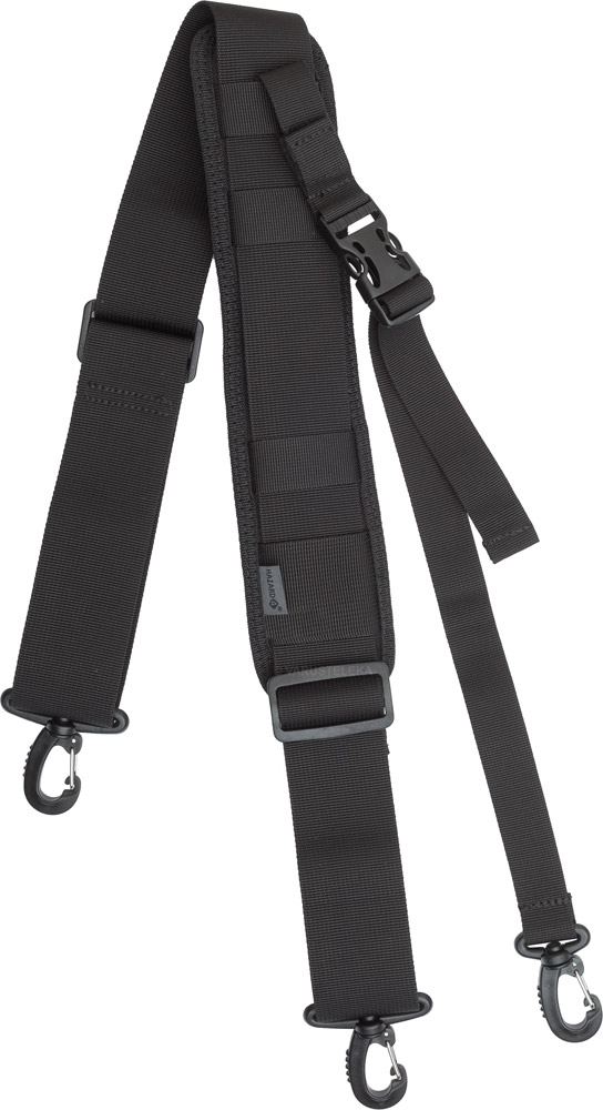 Hazard 4 Padded Shoulder Strap w. Stabilizer