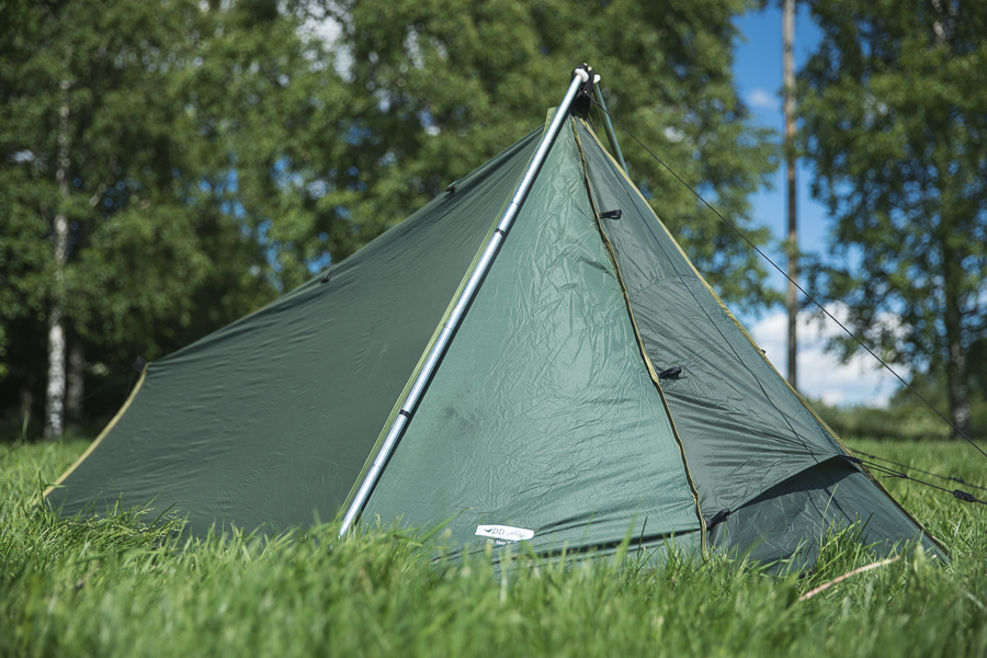 DD SuperLight Tarp Tent & DD SuperLight Tarp Tent - Varusteleka.com