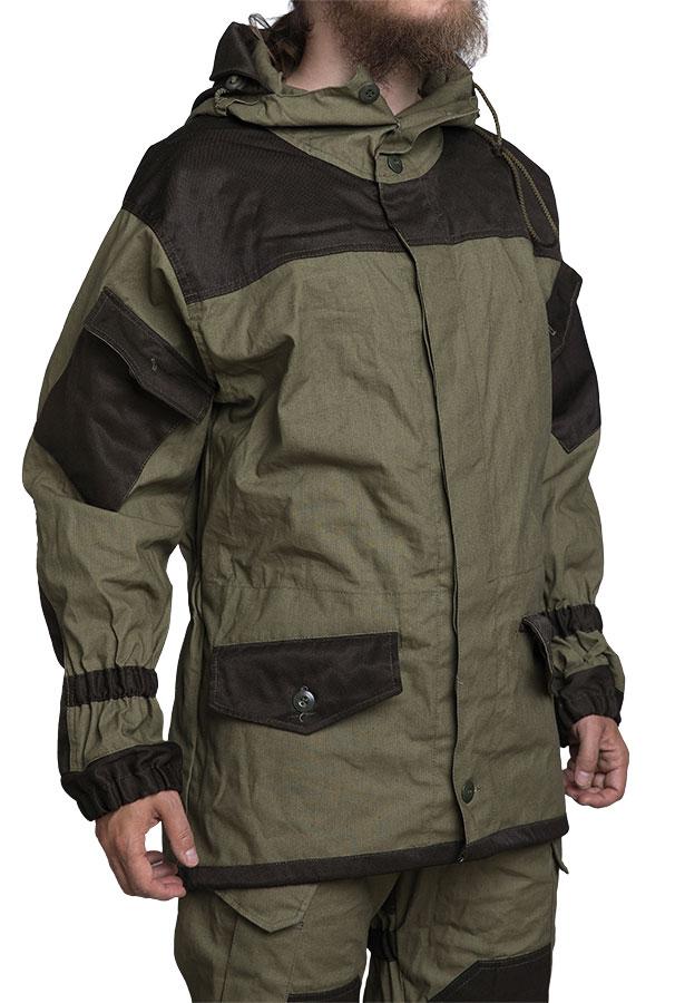 Tactic-9 Gorka mountain suit jacket, brown