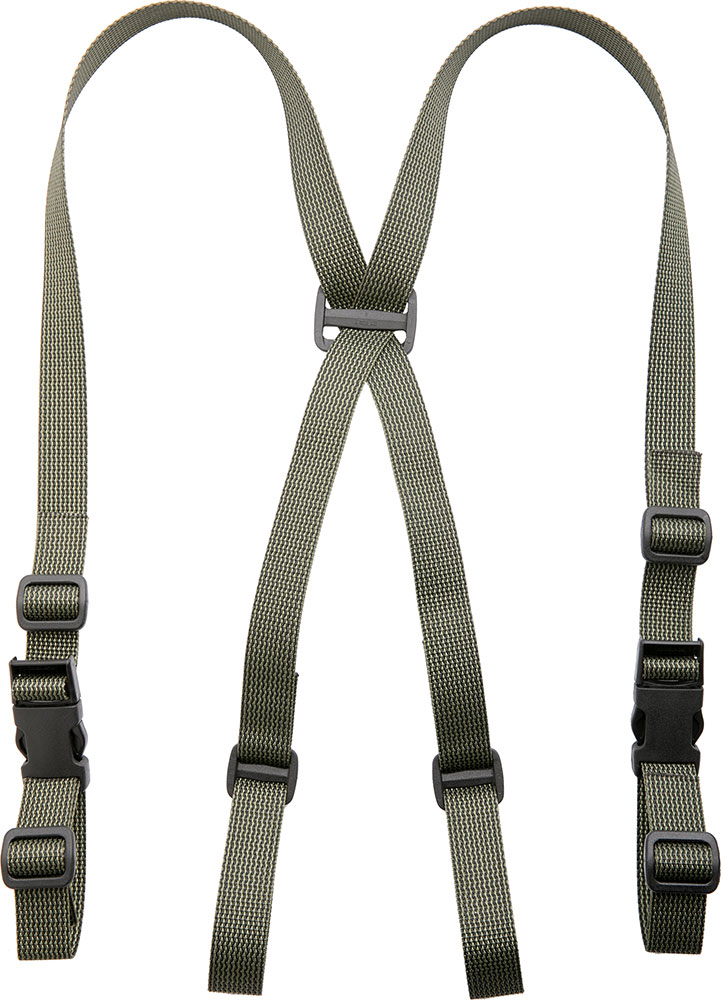 Do-It-Yourself kit: webbing suspenders