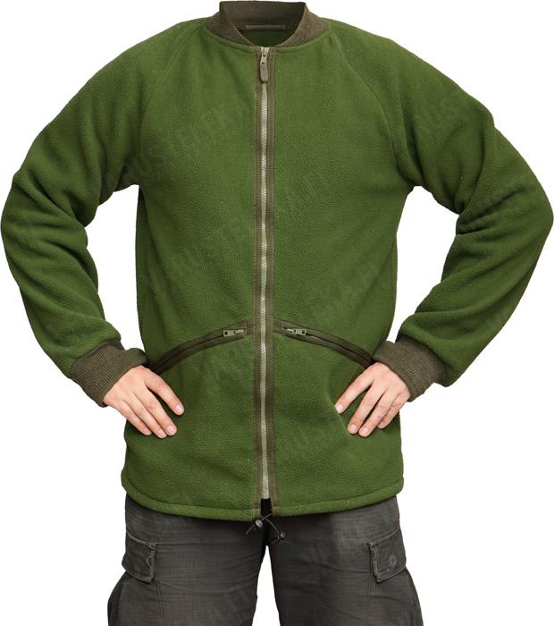 British Soldier 95 fleece jacket, olive green, surplus