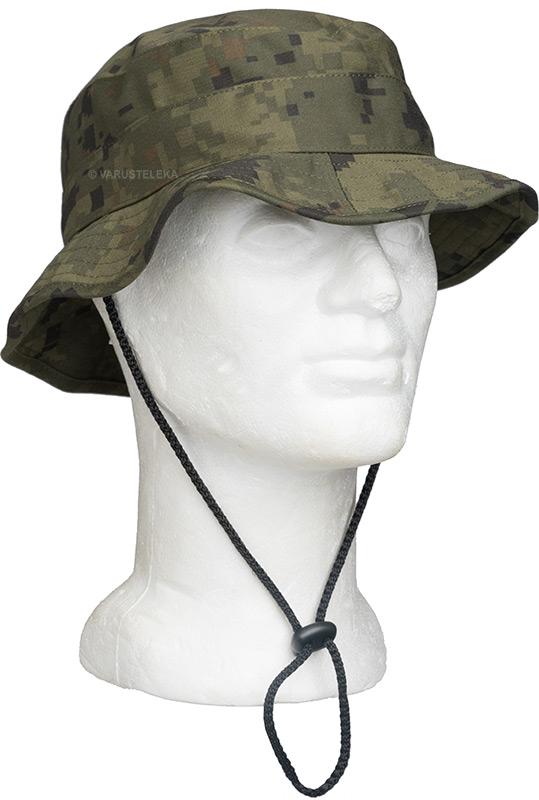 MP uniform boonie, MP/10 camouflage