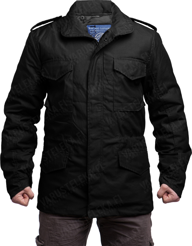 Brandit M65 field jacket with liner
