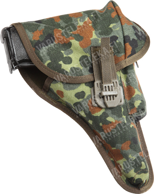 BW P1 holster, Flecktarn, surplus