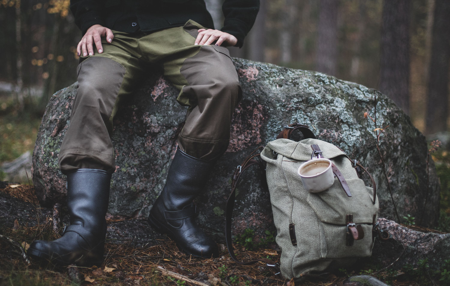 A simple list of outdoor apparel you should own
