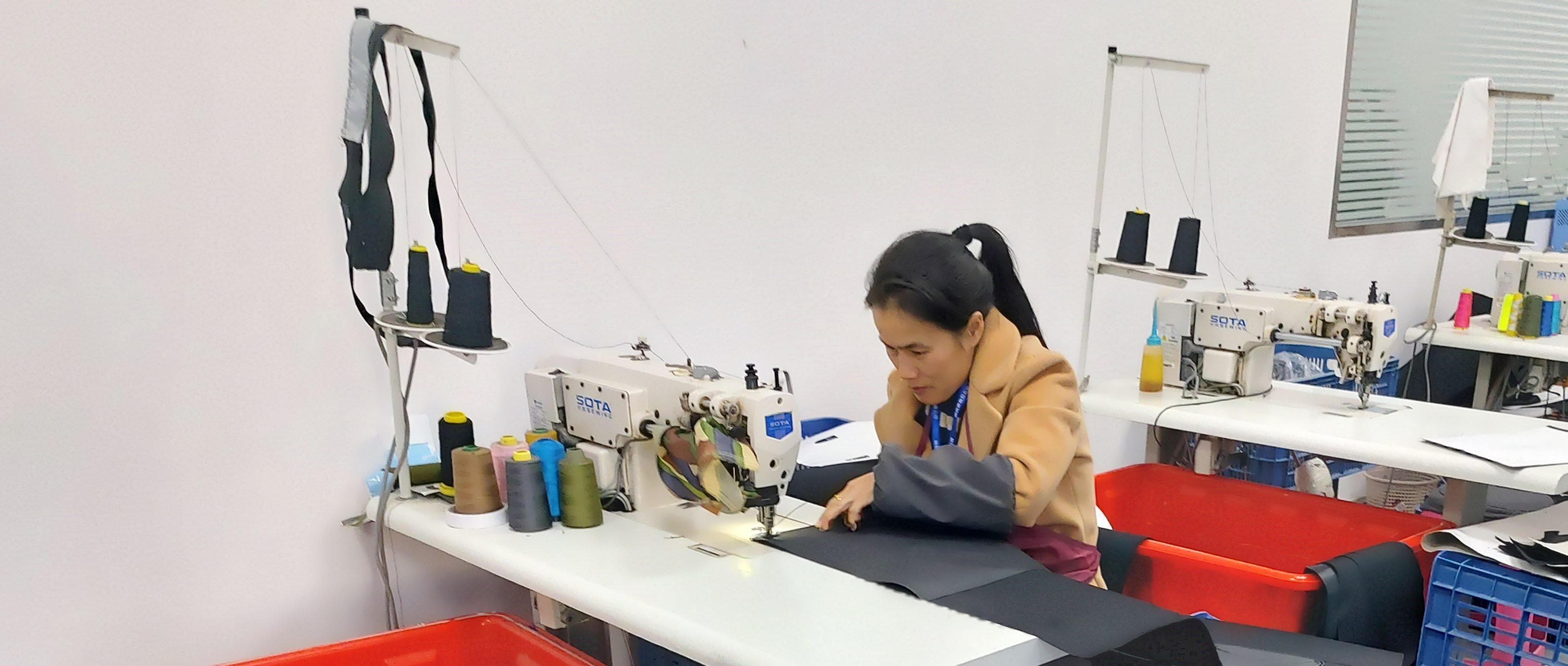 Successful recon mission at Chinese factories