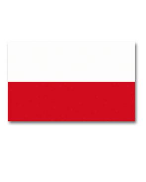 Flag of Poland, 150 x 90 cm