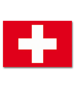 Flag of Switzerland, 150 x 90 cm