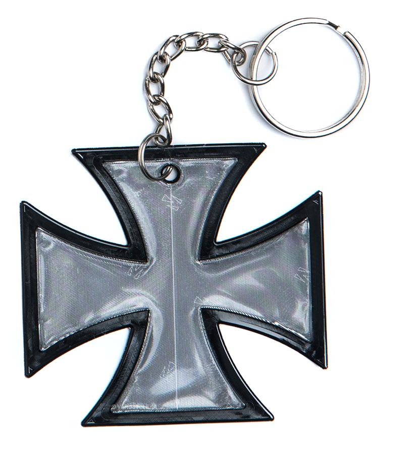 Särmä reflector, iron cross
