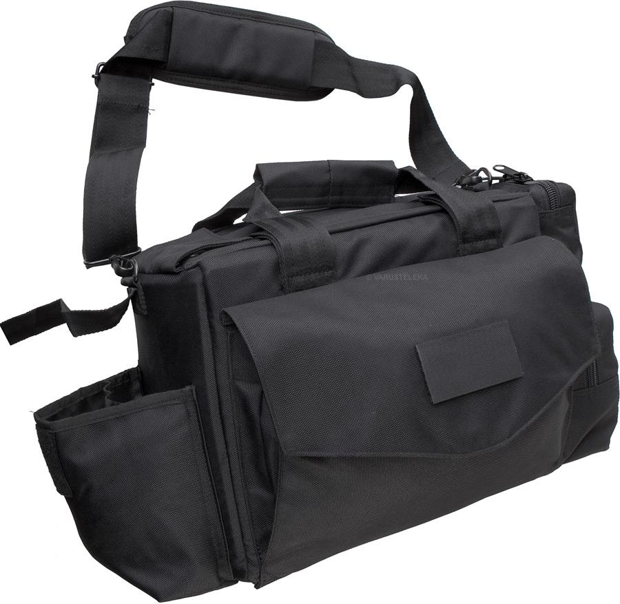 Mil-Tec security bag, black