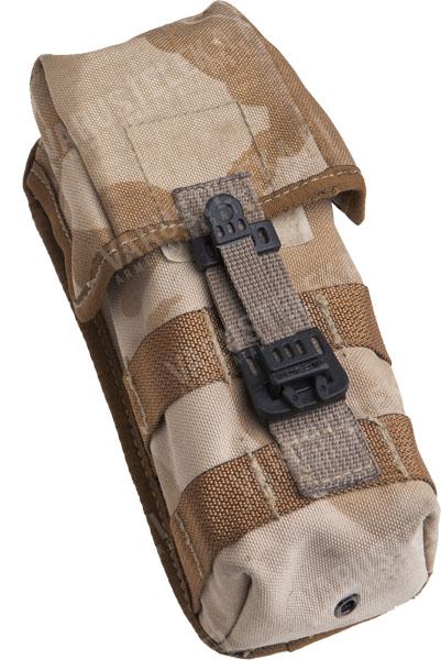 British Osprey SA80 ammunition pouch, Desert DPM, surplus