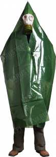 NVA full body condom SBU 67, green, unissued