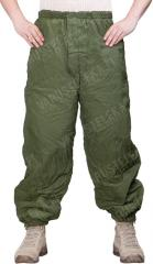 British thermal trousers, olive drab/khaki, surplus