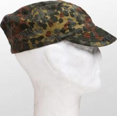 BW air force field cap, Flecktarn, surplus