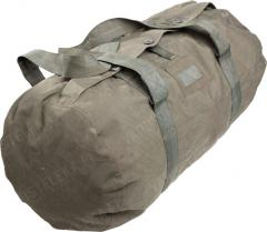JNA duffel bag, olive drab, surplus