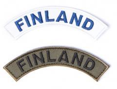Särmä FINLAND arch patch
