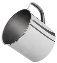 Mil-Tec steel mug, 500 ml
