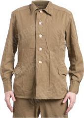 """Soviet M69 """"Hebe"""" jacket, heavily used"""