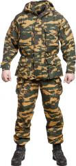 Russian mountain troops uniform, Flora, surplus