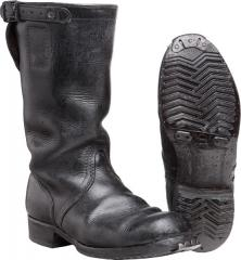 BW jackboots, surplus