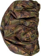 Dutch army rucksack cover, DPM/Woodland, surplus